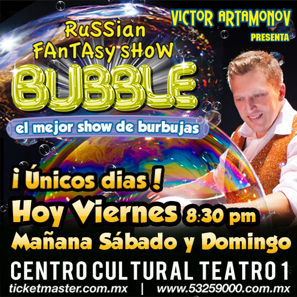RuSSian FAnTAsy sHoW BUBBLE